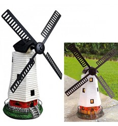 Moară de vânt EasyMaxx, Alimentare Solara ID572